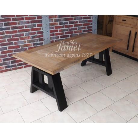 Table de salon style Atelier. Réf. TS868