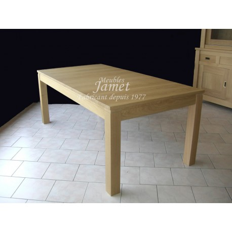 Table rectangulaire contemporaine. Réf. T5200