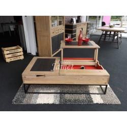 Table de salon style Atelier Réf. TS 872