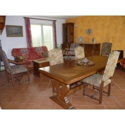 Table monastère 220 X 100