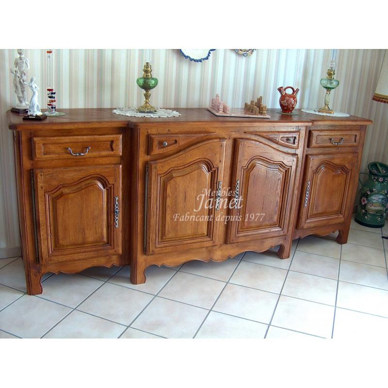 meuble en enfilade original meubles jamet. Black Bedroom Furniture Sets. Home Design Ideas