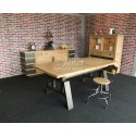 Salle à manger en bois Style Atelier
