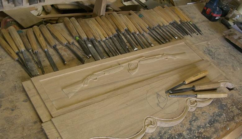 Fabrication de meubles et cuisines en normandie